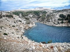 The prison island of Goli Otok in Croatia. The hell in the middle of the holiday paradise.
