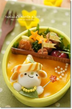 funny food - lustiges essen für gross und klein creativ zubereitet