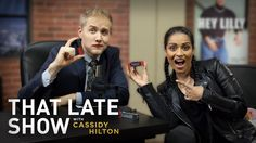 Lilly Singh Interview | That Late Show with Cassidy Hilton