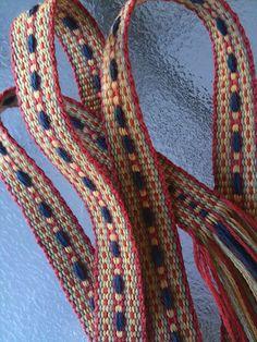 Ravelry: llunallama's Learning Belt