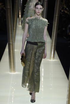 Giorgio Armani Privé Couture Spring 2015 - Slideshow