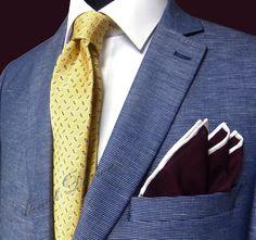 Sarı Siyah Küçük Desenli Yüksek Kalite İpek Kravat 4574 ve Bordo Mürdüm Kravat Mendili Keten M65 kombini... http://www.sadekravat.com/keten-mendil-m65 http://www.sadekravat.com/sari-siyah-kucuk-desenli-yuksek-k… #kravat #kravatım #kravatlar #kravatmodelleri #2015kravat #erkekaksesuar #erkekmoda #ofis #örgükravat #yünkravat #ketenkravat #incekravat #ipekkravat #slimkravat #şaldesenlikravat #çizgilikravat #düzkravat #ekoselikravat…