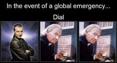 In The Event Of Global Emergency