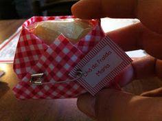 Doce Mistura: Bem Nascidos de Fraldinha! Uma linda idéia!!!