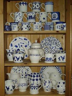 Dating emma bridgewater pottery