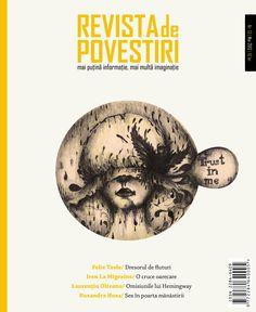 Revista de Povestiri nr. 13 Short Stories, Magazine, Movie Posters, Journals, Film Poster, Magazines, Billboard, Film Posters, Warehouse