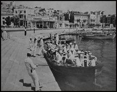 Old Photos, Vintage Photos, East Coast, Athens, Sailing, Greece, Boat, Memories, Urban