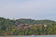 Island-hopping around Langkawi
