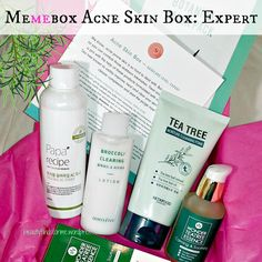 blog post contains affiliate links I debated whether to unbox this one as it was out of stock when I received it. However, I noticed that this box along with other skin expert level boxes, come in…