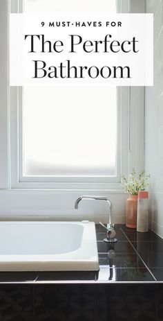 From heated floors to motion-activated faucets, @realtors is spilling their secrets for the perfect bathroom. — via @PureWow