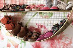girl nursery | flora
