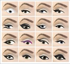 What is the Best Way to Wear Eyeliner for Your Eye Shape and Size?: 15 Fresh Ideas | FutureDerm | Beauty From A Scientific Perspective. Skincare for people who know Skincare.