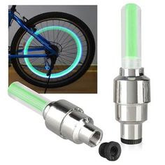 I found this awesome product on HalfOffDeals.com and got 2% off for sharing it! Neon Bike Lights - Set of 4 - $8 with FREE Shipping! #HalfOffDeals