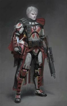 Soren Diederik by B-Dunn on DeviantArt After seeing the force awakens i couldn't help but think (as he's my favourite character) were they could take Boba Fett with his own film. I would actually like to see a Fett and solo film more th…
