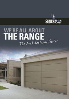 Sectional Garage Doors, Brochures, Range, Architecture, Outdoor Decor, Home Decor, Arquitetura, Cookers