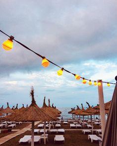 "superKinder 🇷🇴🇬🇧 on Instagram: ""#evening #lights #beach #blacksea #summer #july #seaside #lightbulb #europe #romania #visitromania #beautifulromania #beautiful #nice…"" Visit Romania, Lightbulb, Black Sea, Seaside, Europe, Lights, Nice, Beach, Summer"