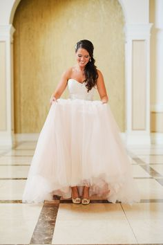 Photography: Greg Lewis Photography | Venue: Aria in Prospect, CT | Dress Boutique: Majesty in Danbury | Designer: Allure Bridals | Make Up and Hair: Done by the Bride Herself | Florists: Carol from Bruce's Flowers | Cake: Chimirri's Wethersfield CT | DJ: Get Down Entertainment