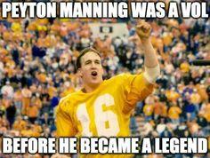 Peyton Manning VFL!