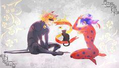 Miraculous Ladybug - My Fair Lady by zGermanXDz.deviantart.com on @DeviantArt
