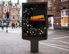 "Check out new work on my @Behance portfolio: ""Magicians Carnival poster design""…"