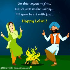 Lohri is a popular Punjabi festival, celebrated by people from the Punjab county of South Asia. Origins of Lohri are many and link t. Happy Lohri Wallpapers, Happy Lohri Images, Happy Lohri Wishes, Happy Pongal, Festivals Of India, Indian Festivals, First Anniversary Quotes, Makar Sankranti Greetings, Mata Vaishno Devi