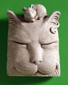 Carruth Garden Cats