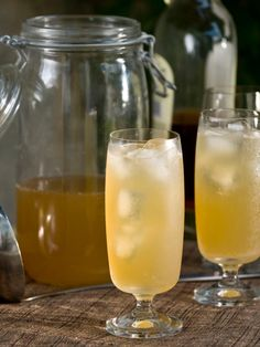 The entertaining experts at HGTV.com share a summer cocktail recipe for Hop Skip and Go Naked Punch.