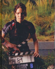 New Hunger Games Movie Behind the Scenes Pics ~ The Hunger Games ...