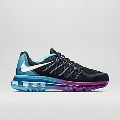 sneakers for cheap a935c 74951 Nike Air Max 2015 Femme Chaussures Noir Clearwater Fuchsia Blanc Flash