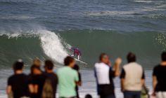 #QUIKSILVER & #ROXY PRO FRANCE 2012 Owen Wright (AUS) into round four. ASP/WSL/Kirstin Scholtz/WORLD SURF LEAGUE #Quiksilver Pro & #Roxy Pro France 2012  WORLD SURF LEAGUE  www.worldsurfleague.com