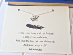 16 Stunning Minimalist Necklaces Inspired By Famous Authors - This is pure bookish WONDERFULNESS.