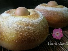 Flor de Cayena: MONA DE PASCUA