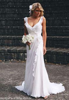 Vestido de Noiva Bright Daisy