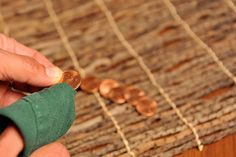 How to Clean Pennies: 4 different ways to clean your coins for projects!