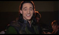 Loki featurette. Tom IS Loki no ifs, ands, or buts!! Seriously, just give him his own movie.