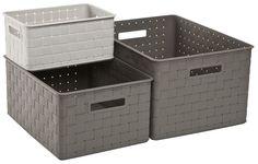 Allibert Nuance storage deco box