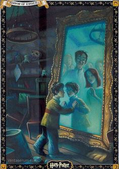 Perhaps more than any artist, official Scholastic book cover artist Mary Grandpré has influenced our perception of Harry Potter. Thanks for the beautiful art (courtesy of Veritaserum)!