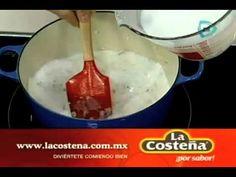 Cocinemos Juntos -Crema de Elote - YouTube
