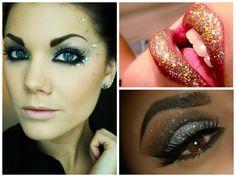 Sparkle! #makeup #beauty #glitter