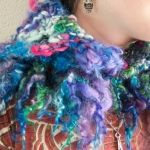 AngelBaby with Tailspun mohair trim