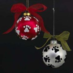 pinterest animal print ribbon ornaments | PopScreen - Video Search, Bookmarking and Discovery Engine