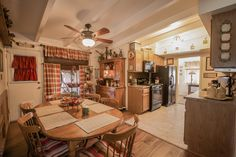 This property is move in ready with all appliances included and too much character to even list!
