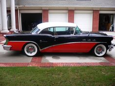 1956 Buick Special 46R  Maintenance/restoration of old/vintage vehicles: the material for new cogs/casters/gears/pads could be cast polyamide which I (Cast polyamide) can produce. My contact: tatjana.alic@windowslive.com