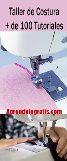 Sewing Workshops- Talleres de Costura Workshops and sewing courses to learn clothing and all kinds of clothing. Sewing and tailoring for beginners and free online classes - Sewing Lessons, Sewing Hacks, Sewing Tips, Sewing Tutorials, Easy Craft Projects, Sewing Projects For Beginners, Clothing Patterns, Sewing Patterns, Sewing Courses