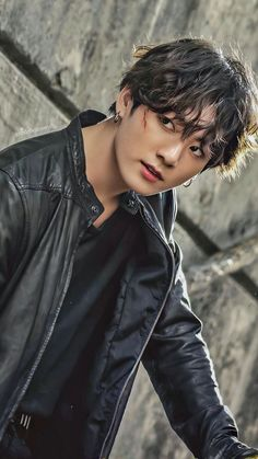 """""""BTS JK/ Jeon Jungkook as the lead of an action movie, which no one knew that we needed. Foto Jungkook, Foto Bts, Bts Taehyung, Jungkook Oppa, Bts Photo, Bts Bangtan Boy, Jung Kook, Jikook, K Pop"""