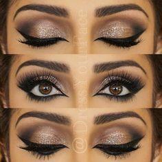 Die 81 Besten Bilder Von Make Up Looks Fur Braune Augen