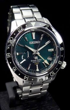 Grand Seiko Spring Drive GMT Limited Edition SBGE021