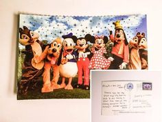 Greetings from Disney World! We received this wonderful card from last year's Fool Me? Or Fool Me Not? Grand Prize winner! Her and her family got a FREE trip to Disney World! Who will be out Grand Prize winner this year??!?   Orders yours now while you can!   #winjic #aprilfools #nofoolshere #disneyworld