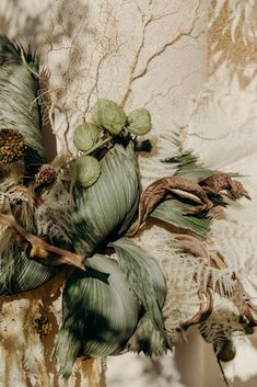 See the full coastal wedding with dried floral sculptures on thelane.com now Wedding Night, Our Wedding Day, Night Tattoo, Creative Gift Wrapping, Alternative Wedding, Wedding Locations, Painting Inspiration, Dried Flowers, Real Weddings