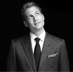 It's his world, we just live in it. Photograph by Nigel Parry. Gabriel Macht as Harvey Specter in Suits Gabriel Macht deserves an Emmy for this role! Serie Suits, Suits Tv Series, Suits Tv Shows, Gabriel Macht, Harvey Specter Anzüge, Trajes Harvey Specter, Suits Harvey, Suits Usa, Suits Quotes